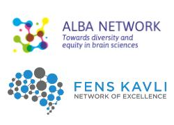 ALBA and FENS Kavli logo image