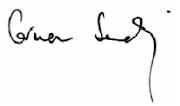 Carmen Sandi signature