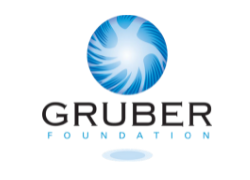 Gruber Foundation logo