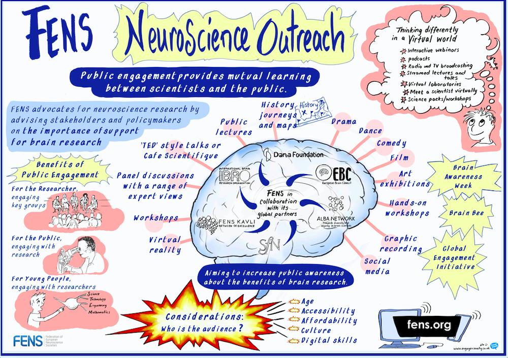 FENS & neuroscience outreach